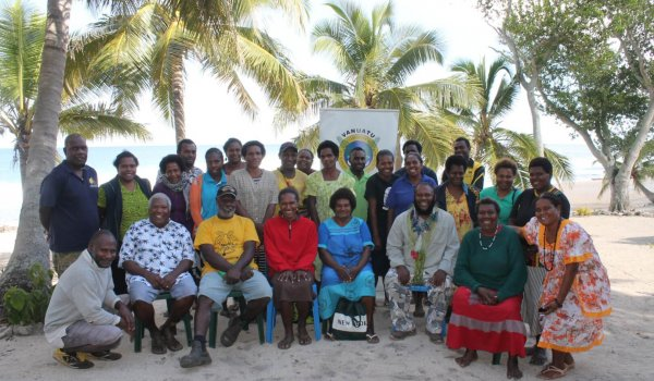 Business Preparedness Planning Workshops in Santo, Malekula and Tanna