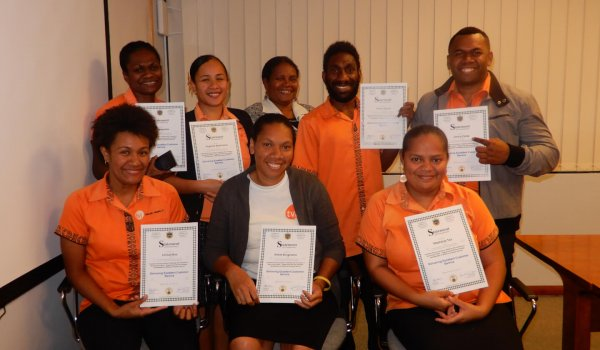 Delivering Excellent Customer Service Training to Telecom Vanuatu Limited