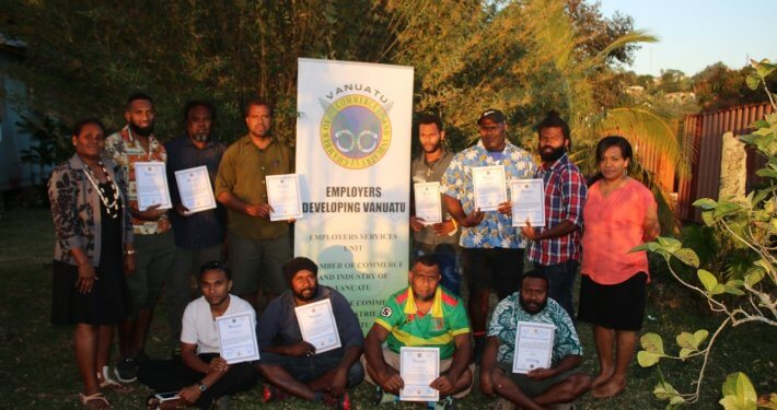 'Competent Supervision' training to Recognized Seasonal Employees (RSE)