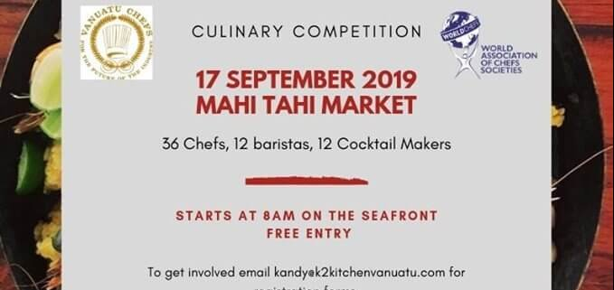 Culinary Competition 2019