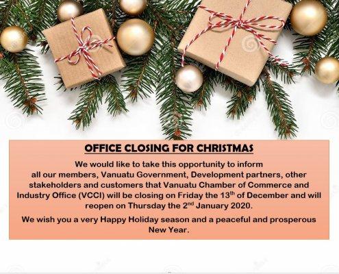 Christmas Card - VCCI_2019
