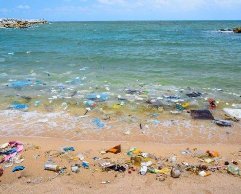 Plastics in Vanuatu's oceans
