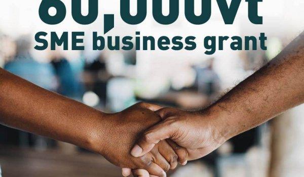 SME Grant for business license holders