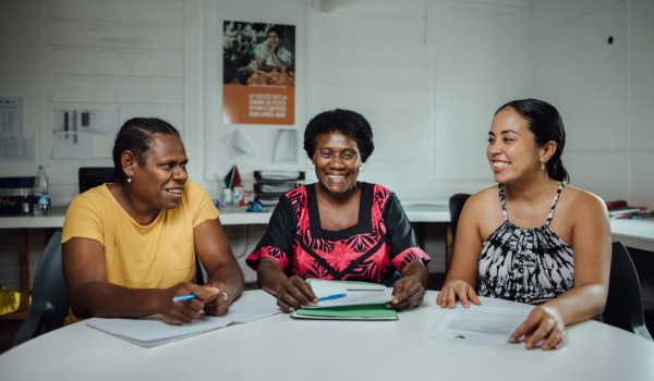 Developing Businesswomen's Leadership & Business Management Skills